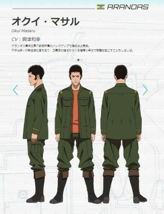 CV: Okitsu Kazuyuki