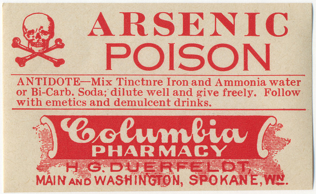 Arsenic-Label