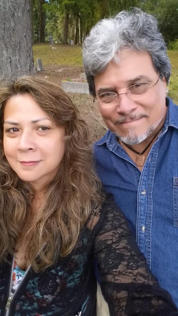 Luis and Anita