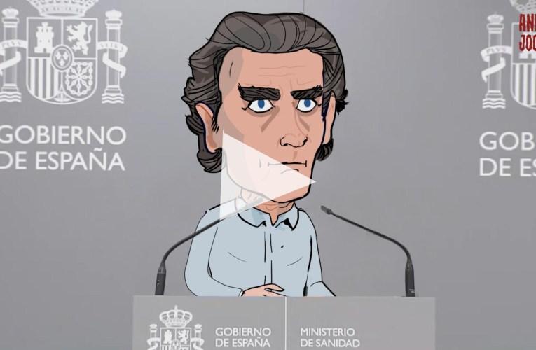 FERNANDO SIMÓN TE LO CANTA