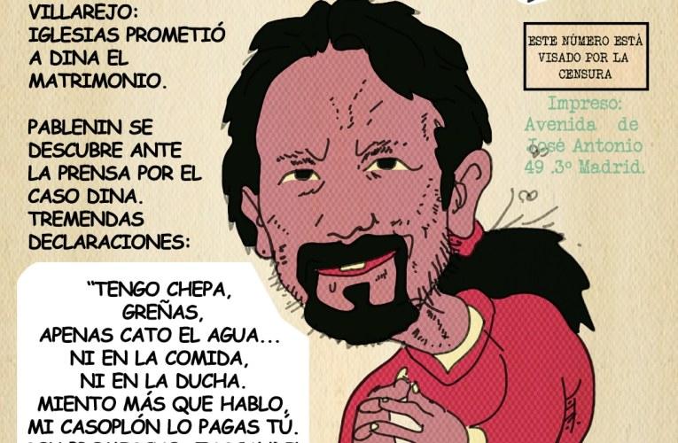 Titulares Honestos; declaraciones de Pablo quema Iglesias.