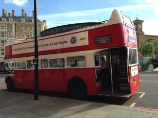 London Tourist Bus