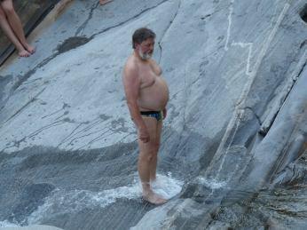 Valle Verzasca Bathing