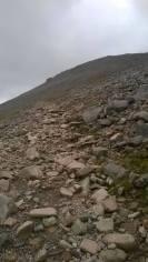 Ben Nevis Rocks