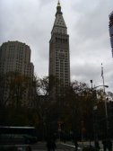 New York Tower Buidling