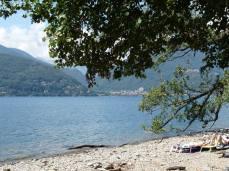 lago maggiore shore