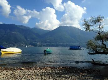 Lake Locarno Boats