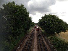 Central Line Epping
