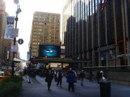 Madison Square Garden Outside