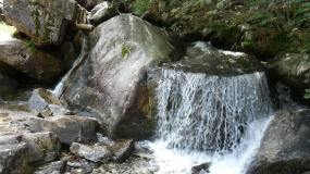 verzasca water fall