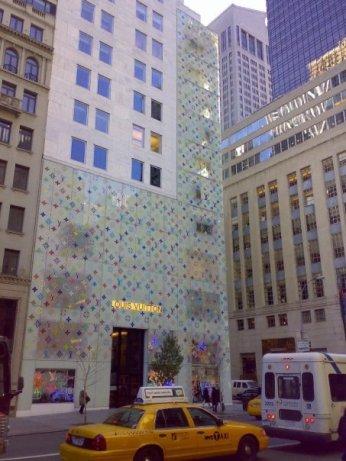 White Building New York