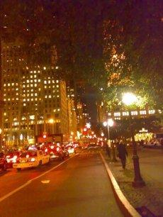 Night Streets NY