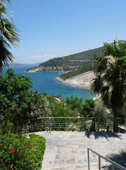 Turkey in the summer