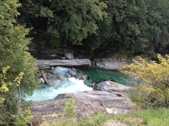 Valle Verzasca River