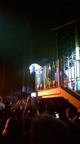 James O2 Forum Concert