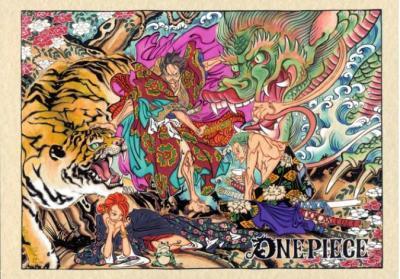 ONE PIECE ネタバレ 市川猿之助主演で海賊王が今度はスーパー歌舞伎Ⅱの演目に!