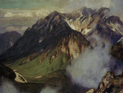吉田博の木版画は浮世絵と西洋画美の融合!おすすめ作品は?