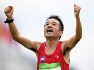 猫ひろしのオリンピック出場の経緯!なぜカンボジア代表に?
