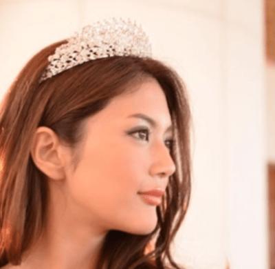 田中道子は元ミス・ワールド日本代表のハーフ美女!?世界四大ミスコンとは?