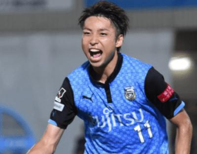 小林悠(サッカー選手)日本代表復帰!高校、大学時代の活躍は?