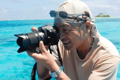 中村征夫が水中写真を撮り続けるワケ!大津波に襲われた過去も