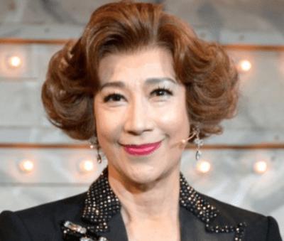 前田美波里の美しさは今だ健在!宝塚歌劇団出身ではなく東宝現代劇8期生!
