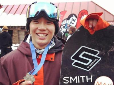 國武大晃(スノーボード)は平昌オリンピック日本代表最年少選手!姉2人もスノーボーダー