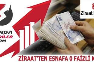 Ziraat-kosgeb-sıfır-faizli-kredi