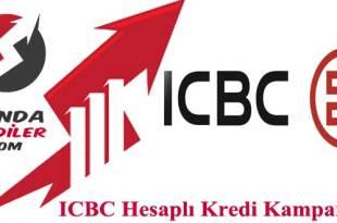 ICBC Hesaplı Kredi