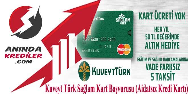 Kuveyt Türk Sağlam Kart