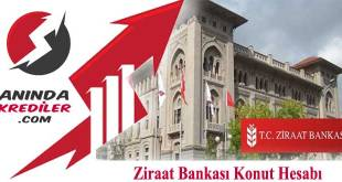 Ziraat Bankası Konut Hesabı