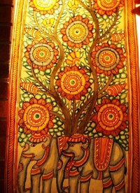 Indian Wall Art - post image for exemplary miniature ...