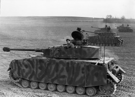 Panzer IV Formation