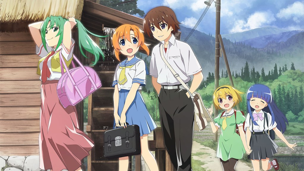 Higurashi no Naku Koro ni Gou – Episódio 1 (HD)