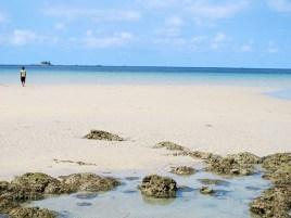 this perfect beach...