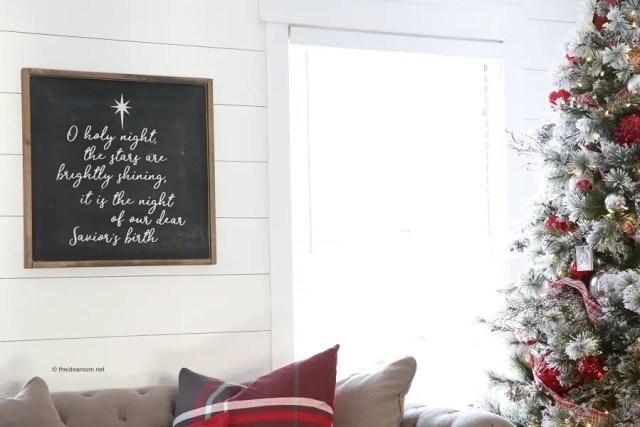 DIY-Oh-Holy-Night-Farmhouse-Christmas-Sign-Tutorial