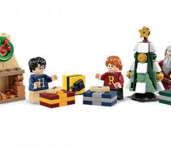 LEGO's Harry Potter Advent Calendar Is Getting Ready to Ship—and It Won't Last Long