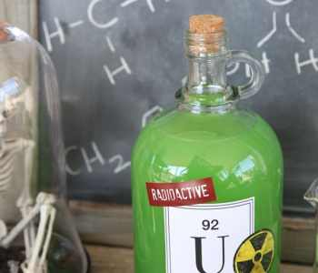 Halloween Party Drink Recipe – Uranium Punch