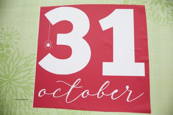 Vinyl October 31st
