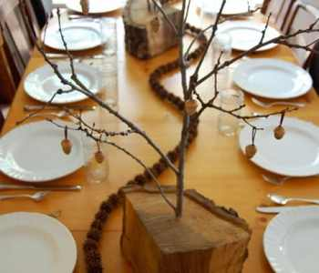 Thanksgiving Centerpiece Ideas: The Monkey Flower Group