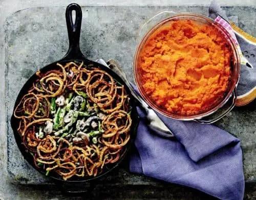 7 Secrets of Alex Guarnaschelli's Thanksgiving Recipe: Green Bean Casserole