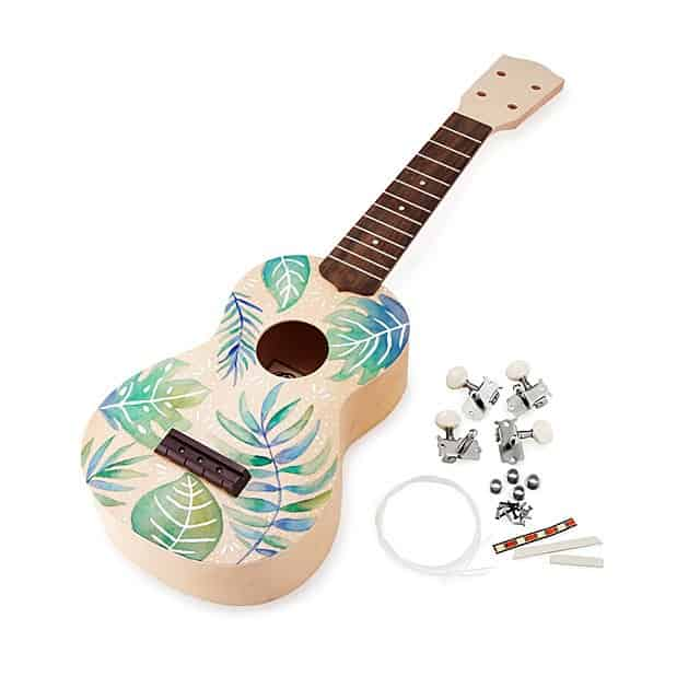 Easy DIY Gifts 2019: Ukulele Kit 2020