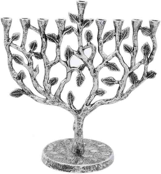 Best Hanukkah Gifts 2019: Menorah Tree of Life 2020