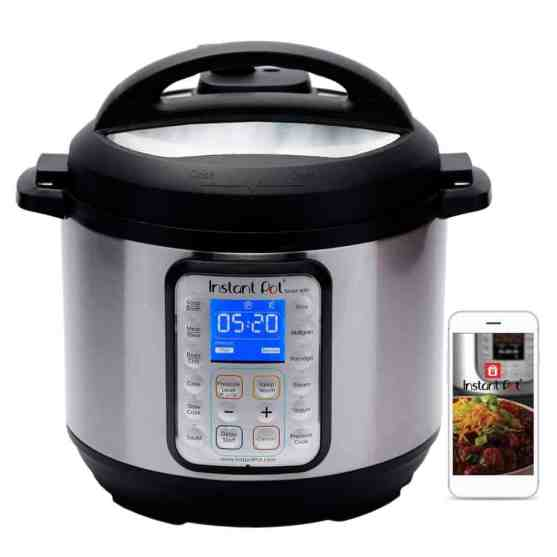 Gifts for Parents Who Have Everything 2019: Instant Pot with Wi Fi 2020