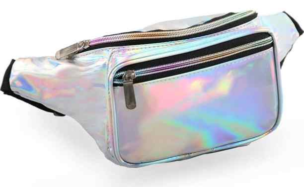 Christmas Gifts for Tweens 2019: Silver Fanny Pack 2020