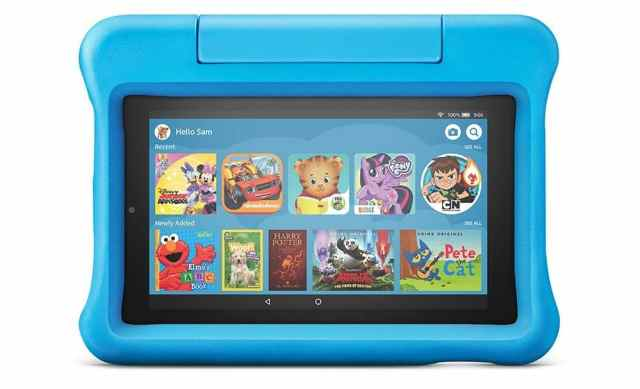 Best Gifts for Kids 2019: New Fire 7 Tablet 2020
