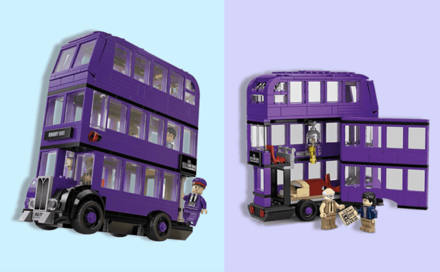 Most Popular Christmas Toy 2019: Harry Potter Knight Bus LEGO 2020