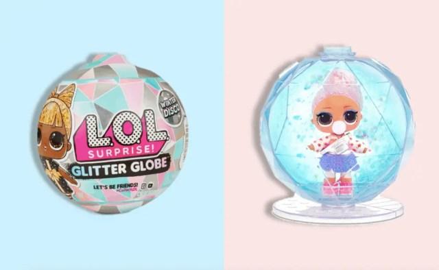 Best Christmas Toy 2019 - LOL Surprise Winter Disco Glitter Globe 2020