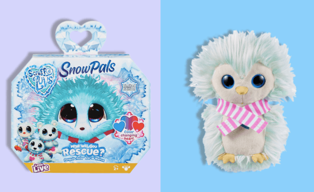 Best Hot Toys 2019: Scruff a Luvs Snow Pals 2020