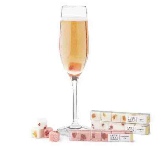 Christmas Gifts For Women 2019: Minute Mimosa Sugar Cubes 2020